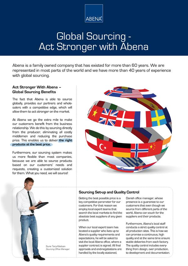 how global sourcing can benefit a business